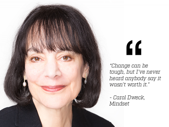 mindset by carol dweck That is the central message in carol dweck's book, mindset: the new psychology of success dweck and her colleagues' research has found a very simple belief about ourselves that guides and permeates nearly every part of our lives this belief limits our potential or enables our success it often marks.